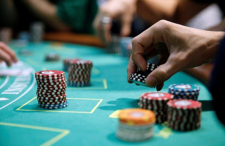 賭博桌遊戲